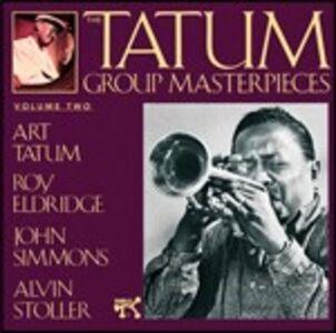 CD Tatum Group Masterpieces vol.2 di Art Tatum