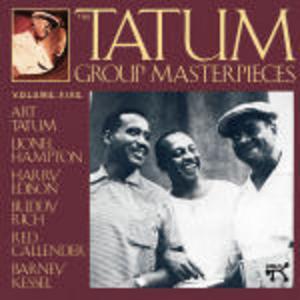 CD Tatum Group Masterpieces vol.5 di Art Tatum