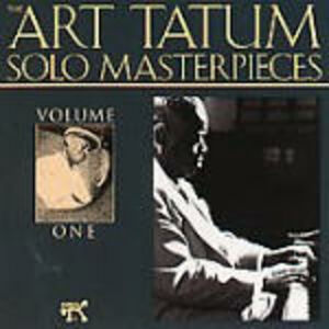 CD Art Tatum Solo Masterpieces vol.1 di Art Tatum