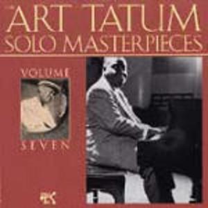 CD Art Tatum Solo Masterpieces vol.7 di Art Tatum