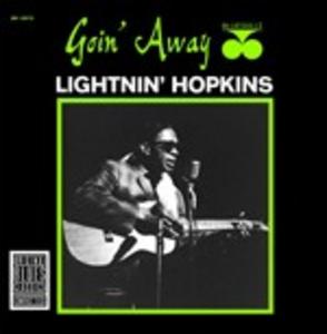 CD Goin' Away di Lightnin' Hopkins