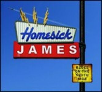 CD Blues On the South Side di Homesick James