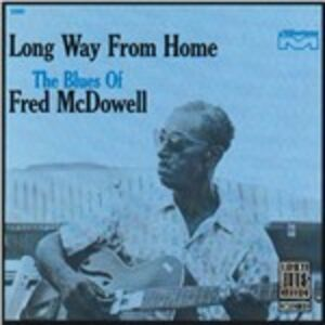 CD Long Way from Home di Mississippi Fred McDowell