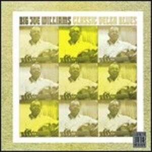 CD Classic Delta Blues di Big Joe Williams