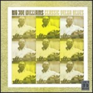 CD Classic Delta Blues di Big Joe Williams