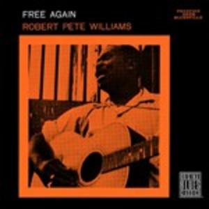 CD Free Again di Robert Pete Williams