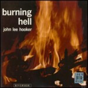 CD Burning Hell di John Lee Hooker