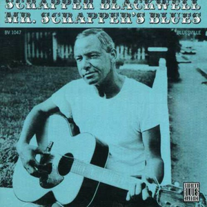 CD Mr. Scrapper's Blues di Scrapper Blackwell