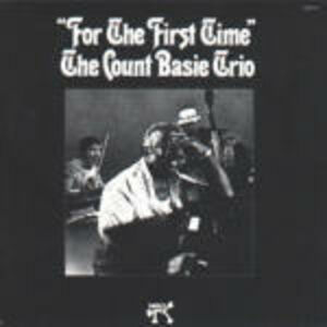 CD For the First Time di Count Basie