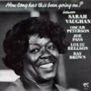 CD How Long Has This Been Going On? di Sarah Vaughan