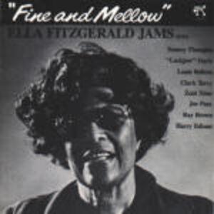 CD Fine and Mellow di Ella Fitzgerald