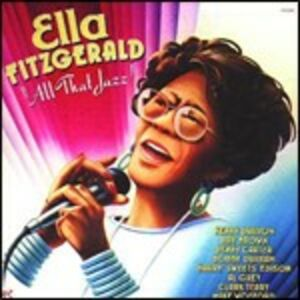 CD All That Jazz di Ella Fitzgerald