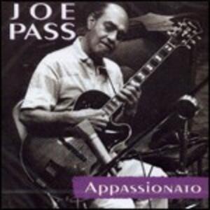 Appassionato - CD Audio di Joe Pass