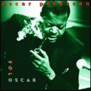 CD Solo Live di Oscar Peterson