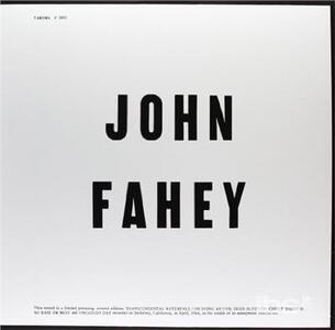 Blind Joe Death - Vinile LP di John Fahey