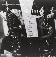 Jazz at Massey Hall - Vinile LP di Charlie Parker