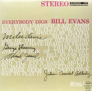 Vinile Everybody Digs Bill Evans Bill Evans (Trio)