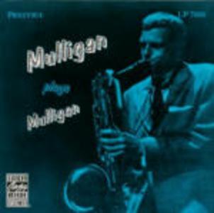CD Mulligan plays Mulligan di Gerry Mulligan