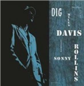 Vinile Dig Miles Davis , Sonny Rollins