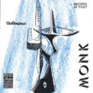 CD Thelonious Monk Trio di Thelonious Monk (Trio)