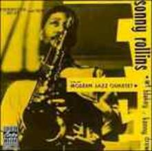 Sonny Rollins with the Modern Jazz Quartet - Vinile LP di Modern Jazz Quartet,Sonny Rollins