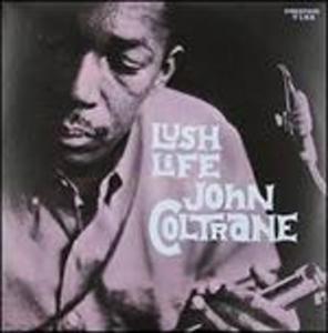 Vinile Lush Life John Coltrane