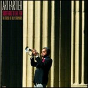 CD Something to Live for di Art Farmer