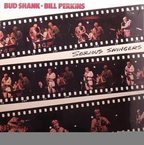 Serious Swingers - Vinile LP di Bud Shank