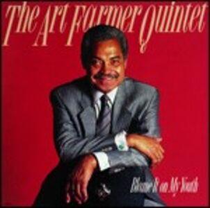 CD Blame it on my Youth di Art Farmer