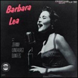 CD Barbara Lea di Barbara Lea