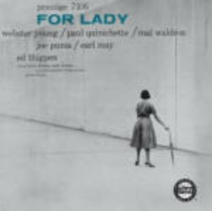 CD For Lady di Webster Young