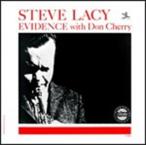 CD Evidence Don Cherry , Steve Lacy