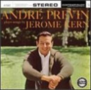 Plays Songs By Jerome Ker - CD Audio di André Previn
