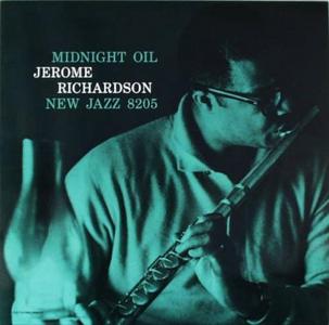 CD Midnight Oil di Jerome Richardson