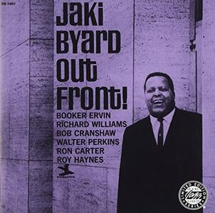 Out Front - CD Audio di Jaki Byard