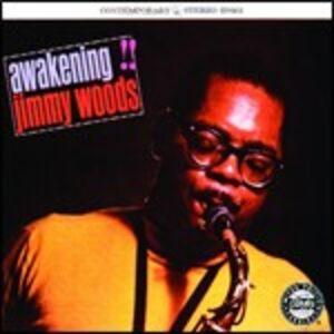 CD Awakening! di Jimmy Woods