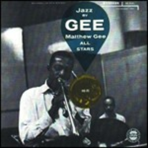CD Jazz by Gee di Matthew Gee
