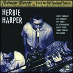 CD Jazz in Hollywood di Herbie Harper