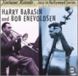 CD Jazz in Hollywood Bob Enevoldsen , Harry Babasin