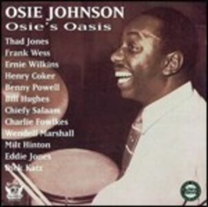 CD Osie's Oasis di Osie Johnson