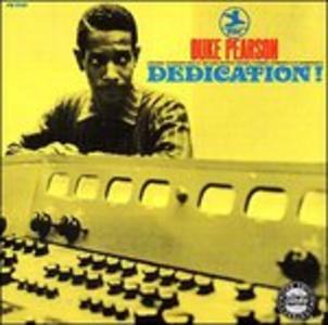 CD Dedication di Duke Pearson
