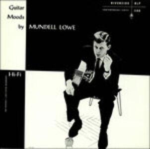 Foto Cover di Guitar Moods, CD di Mundell Lowe, prodotto da Original
