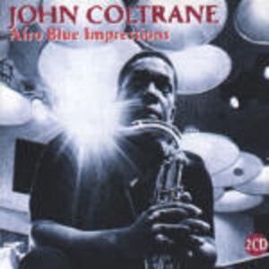 Foto Cover di Afro Blue Impressions, CD di John Coltrane, prodotto da Concord