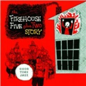 CD Firehouse Five Plus Two Story di Firehouse Five Plus Two