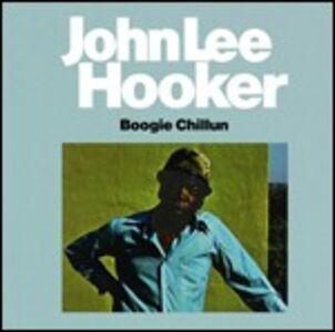 CD Boogie Chillun di John Lee Hooker