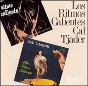 CD Los Ritmos Calientes di Cal Tjader