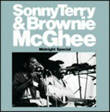 Midnight Special - CD Audio di Sonny Terry,Brownie McGhee