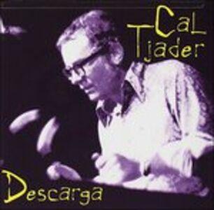 Foto Cover di Descarga, CD di Cal Tjader, prodotto da Fantastick