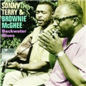 CD Backwater Blues di Sonny Terry