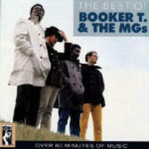 The Best of Booker T & the MG's - CD Audio di Booker T,MG's